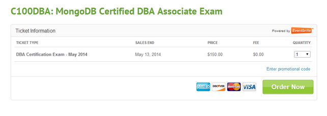 Sample Questions for MongoDB Certified DBA (C100DBA) exam – Part I ...